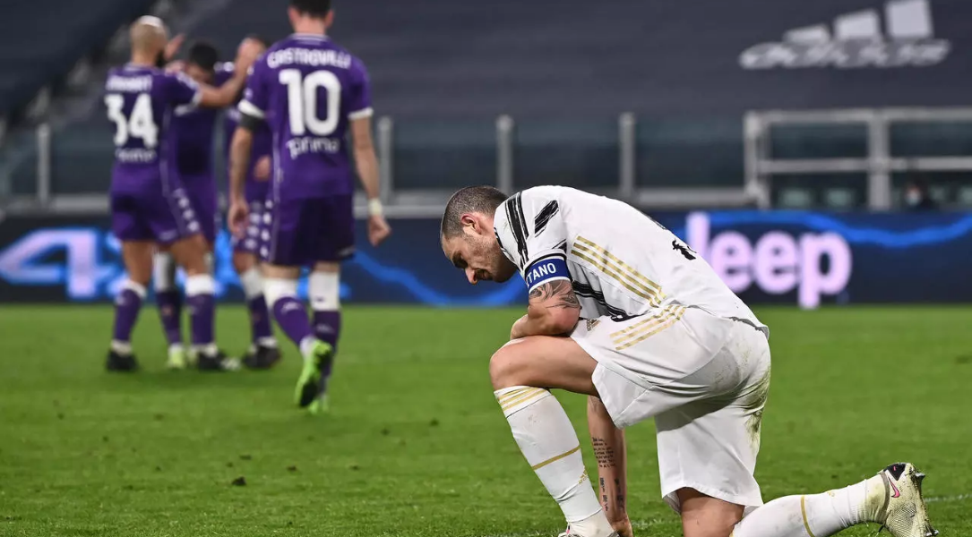 Andrea Pirlo Criticized the Football Players of Juventus For the Loss to Fiorentina