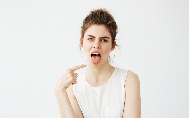 Ի՞նչ է նշանակում լեզվի վրա առկա փառը