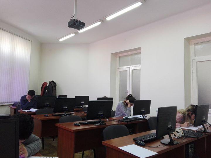 ISTQB Foundation Level exam in Yerevan