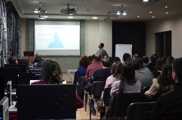 Introduction ISTQB to Armenian QA Specialists.