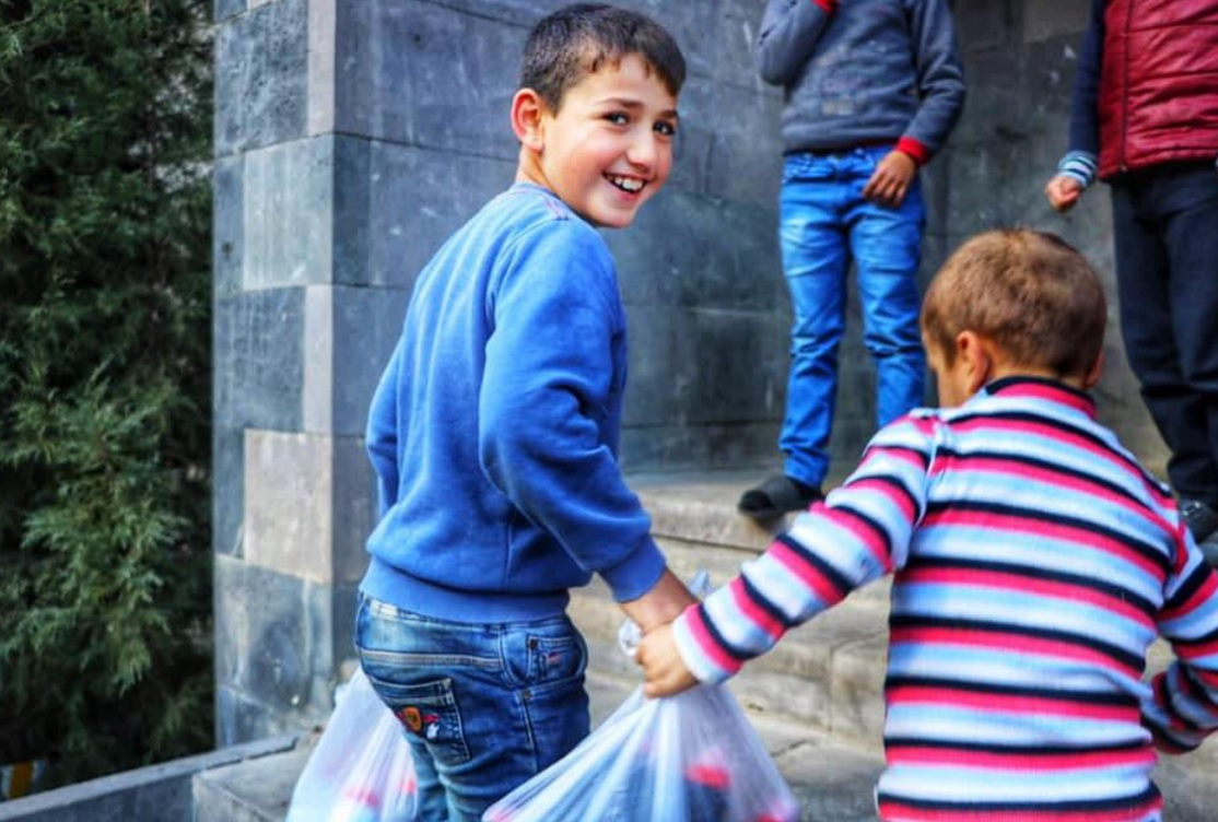 Report on Artsakh's Internally Displaced who have found refuge in Vayots Dzor