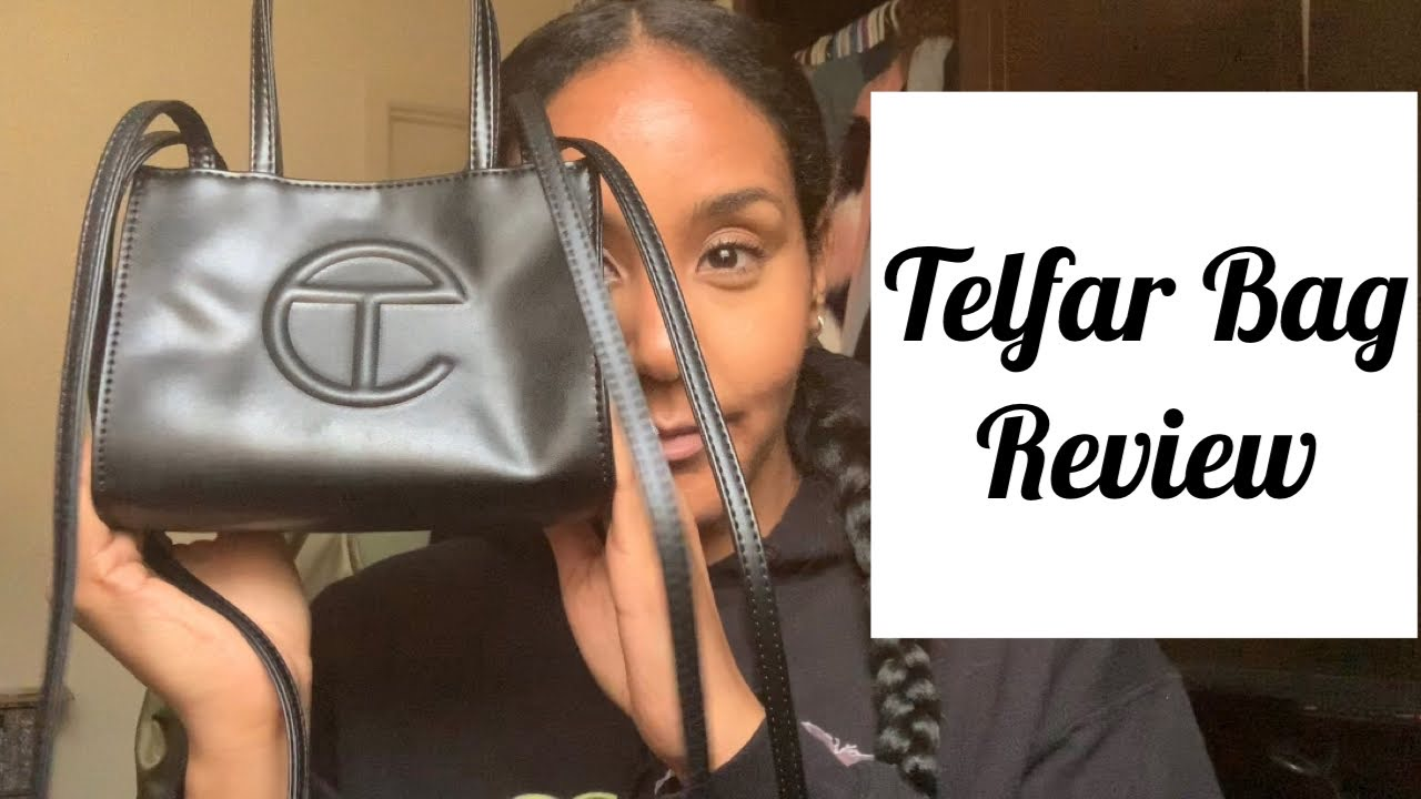 Fashion: Telfar Bag Review