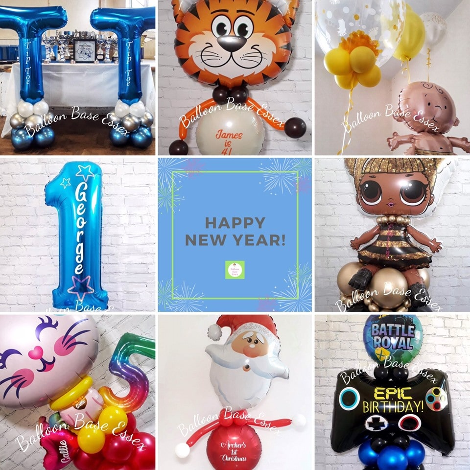 Some of my favourite balloons of 2019