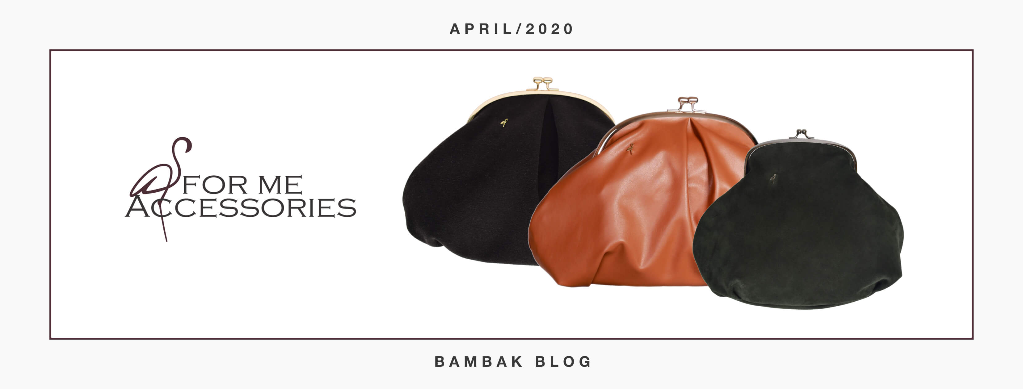 Frame Bags by ForMe