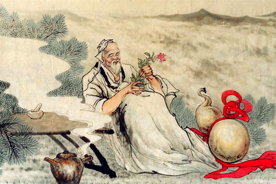 Chinese medicine. Practices and teachings of Shou Hsing.