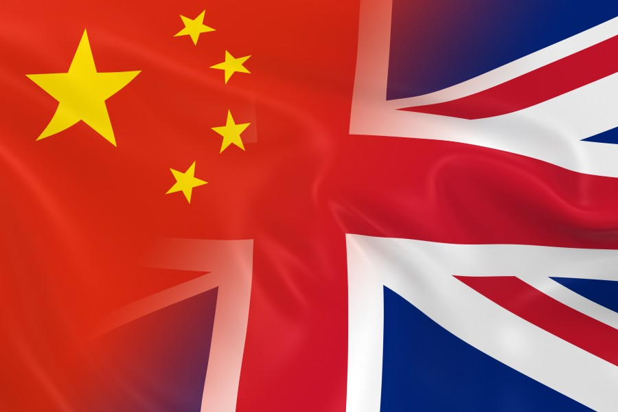 Wholesale UK. China and UK plan joint trade.