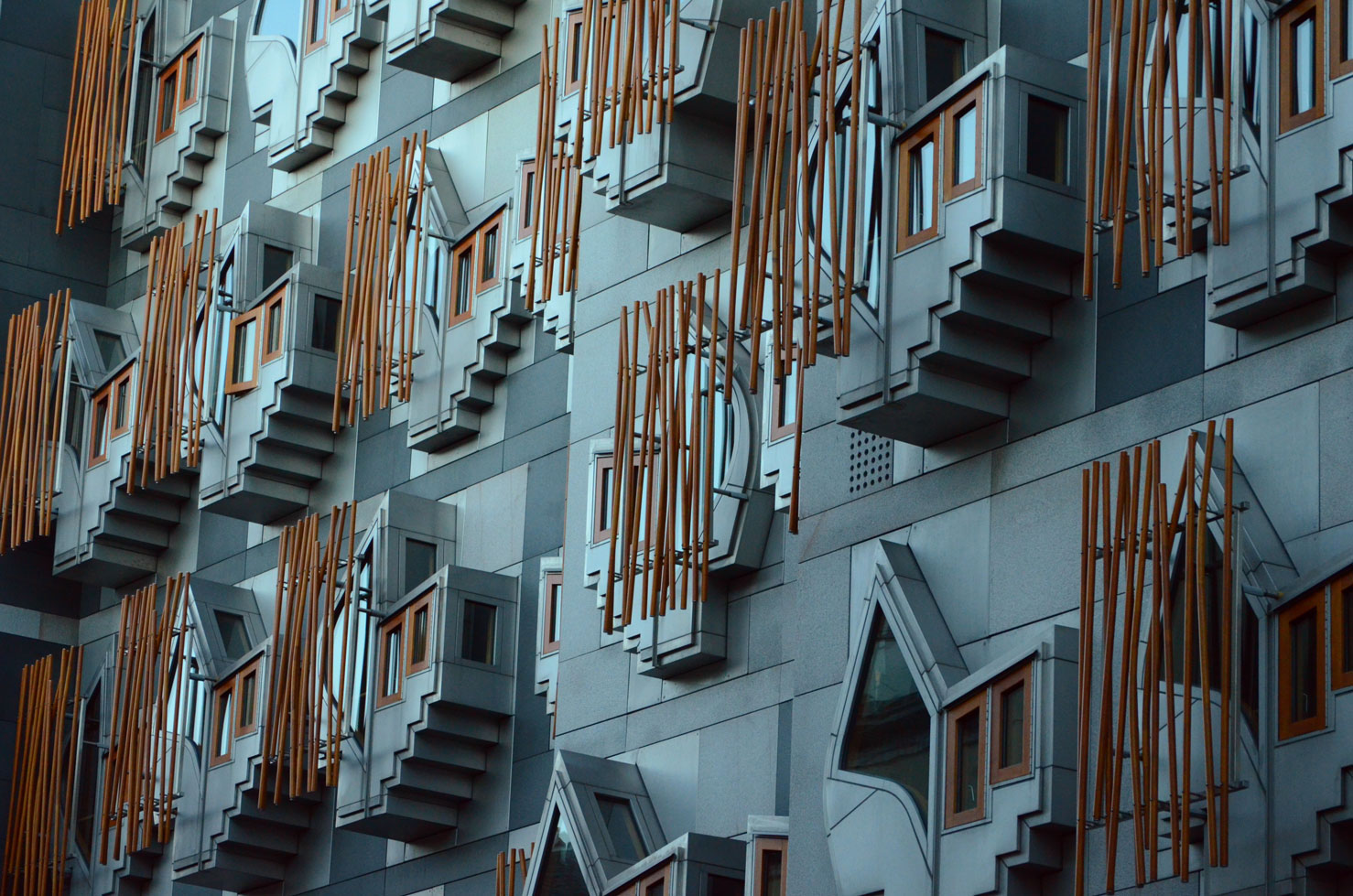GERMANY ARCHITECTURES INVENTED NEW DESIGN