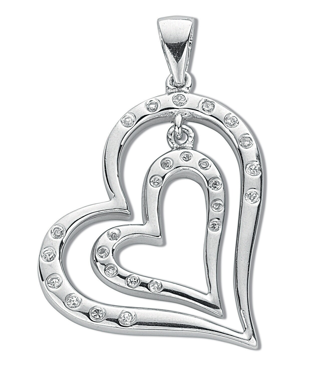 Heart shape pendants, the most popular Valentin's day gift