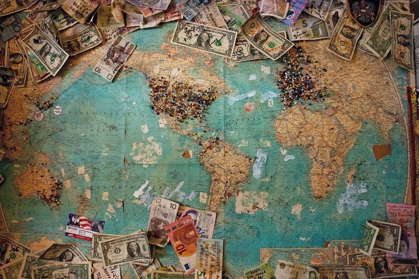 Getting the neatest exchange rates during your travel