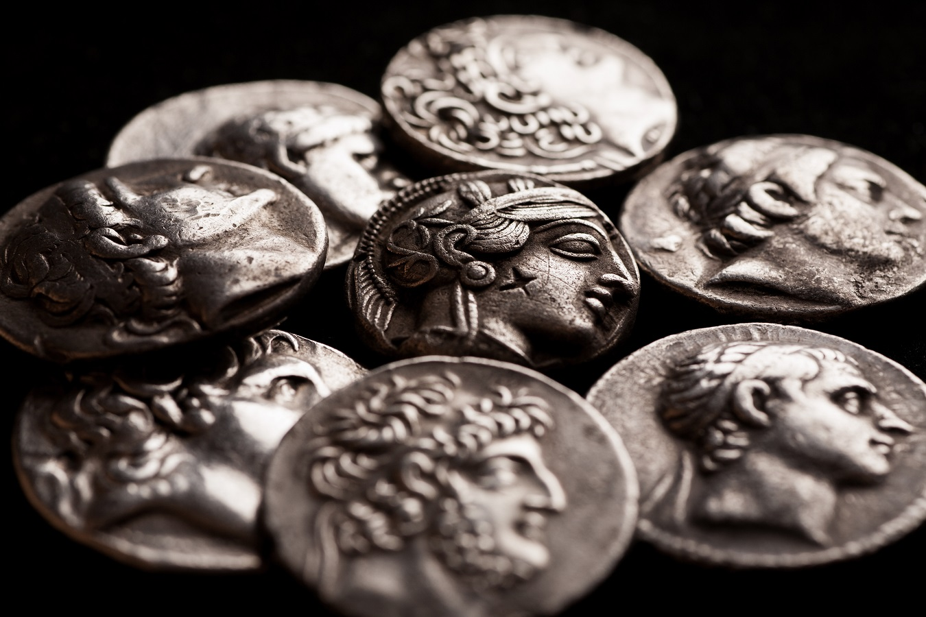 Antique Coins: A Highly Profitable Business