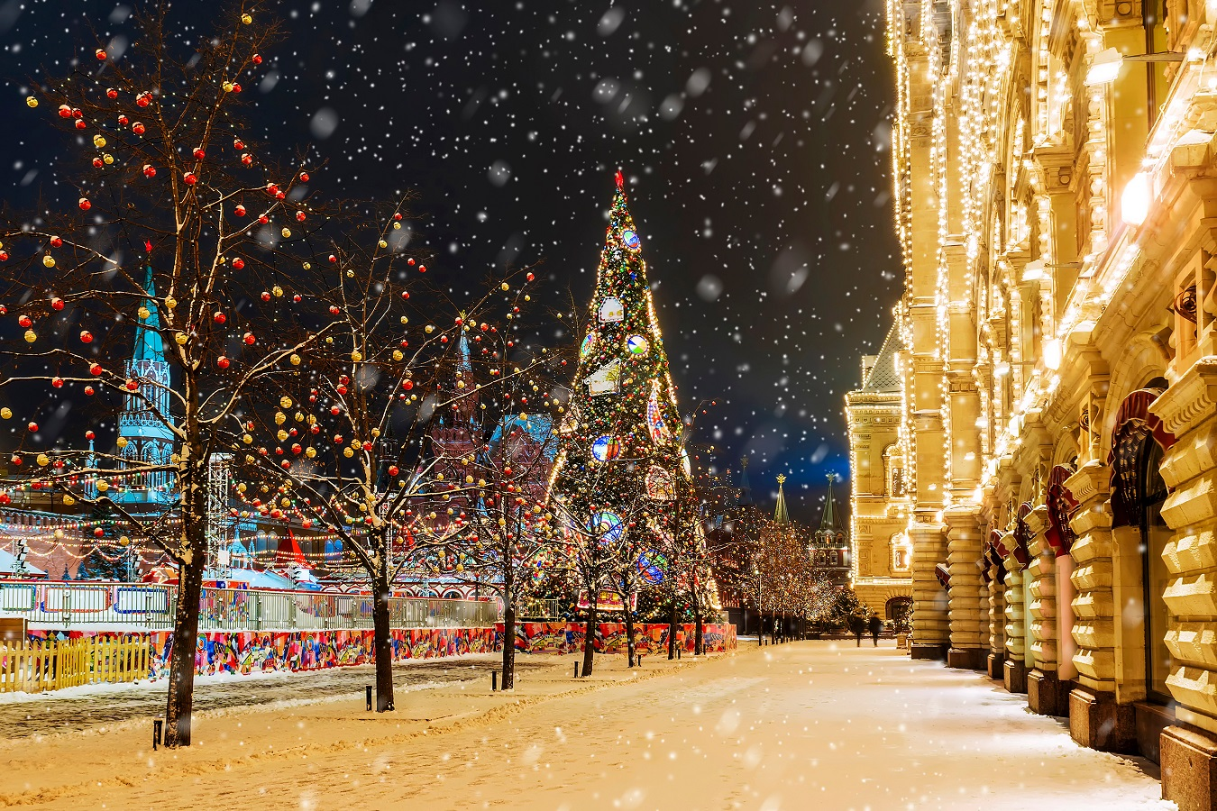 Top 5 Decorated Cities To Visit For Christmas