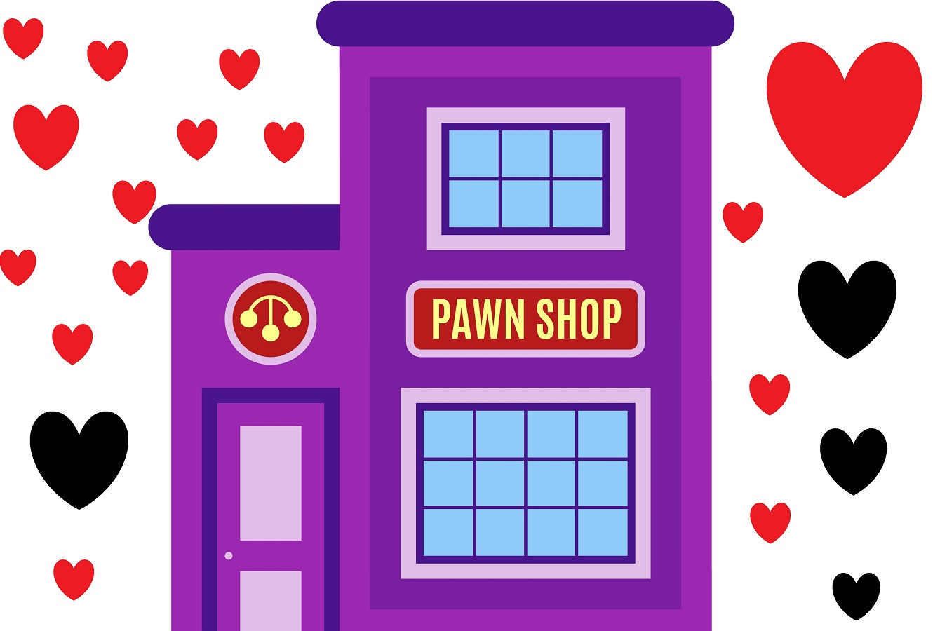 A Love & Pawn Story