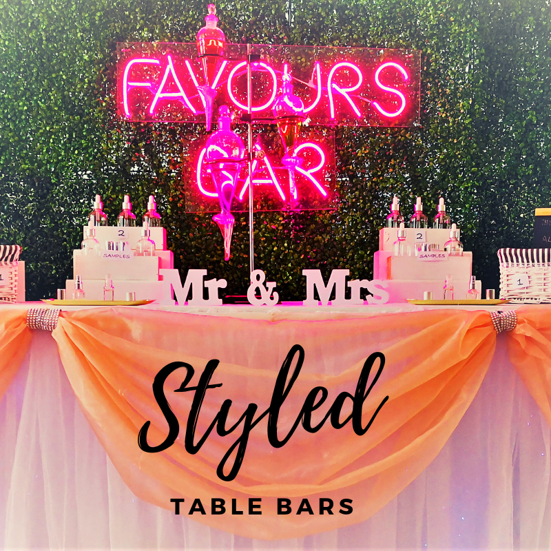 Styled Table Bars
