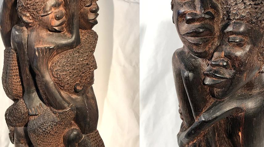 Makonde Tree of Life Sculptures