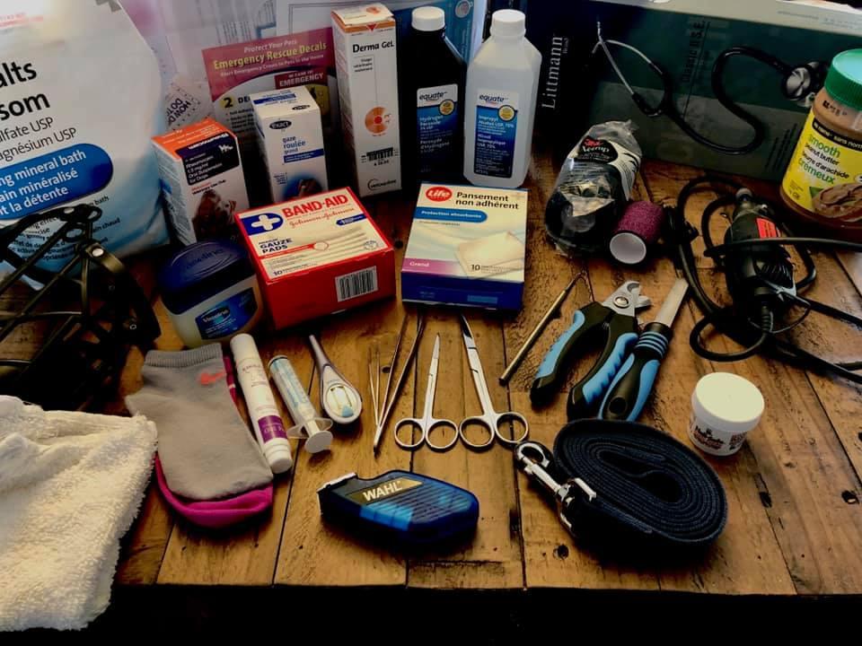 First Aid Kits!