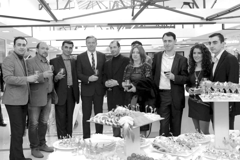 Yerevan Mall Opening