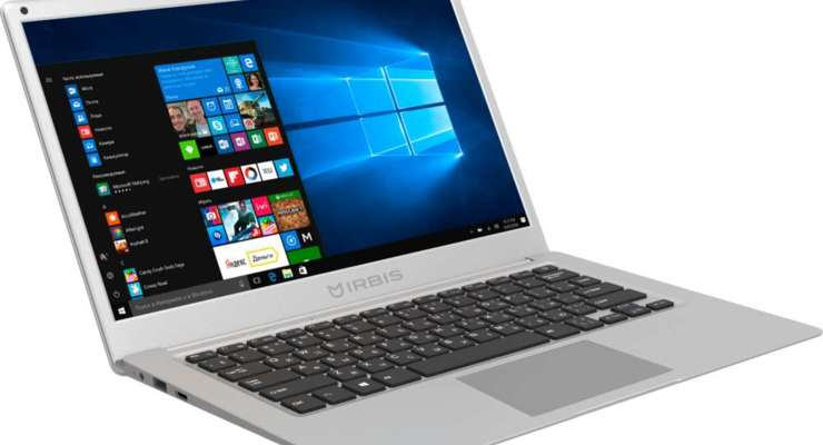 IRBIS Announced Immediate Availability of NB244 Laptop