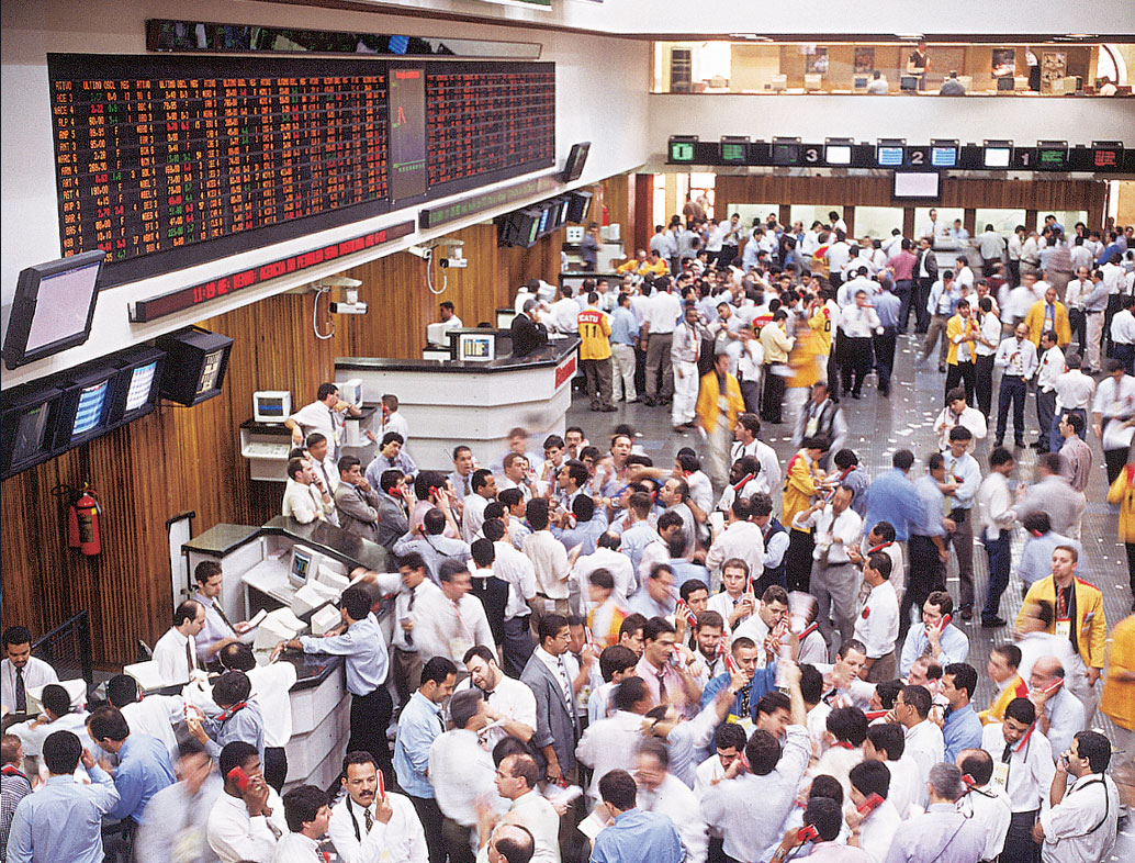 How are the Markets organised in Brazil?