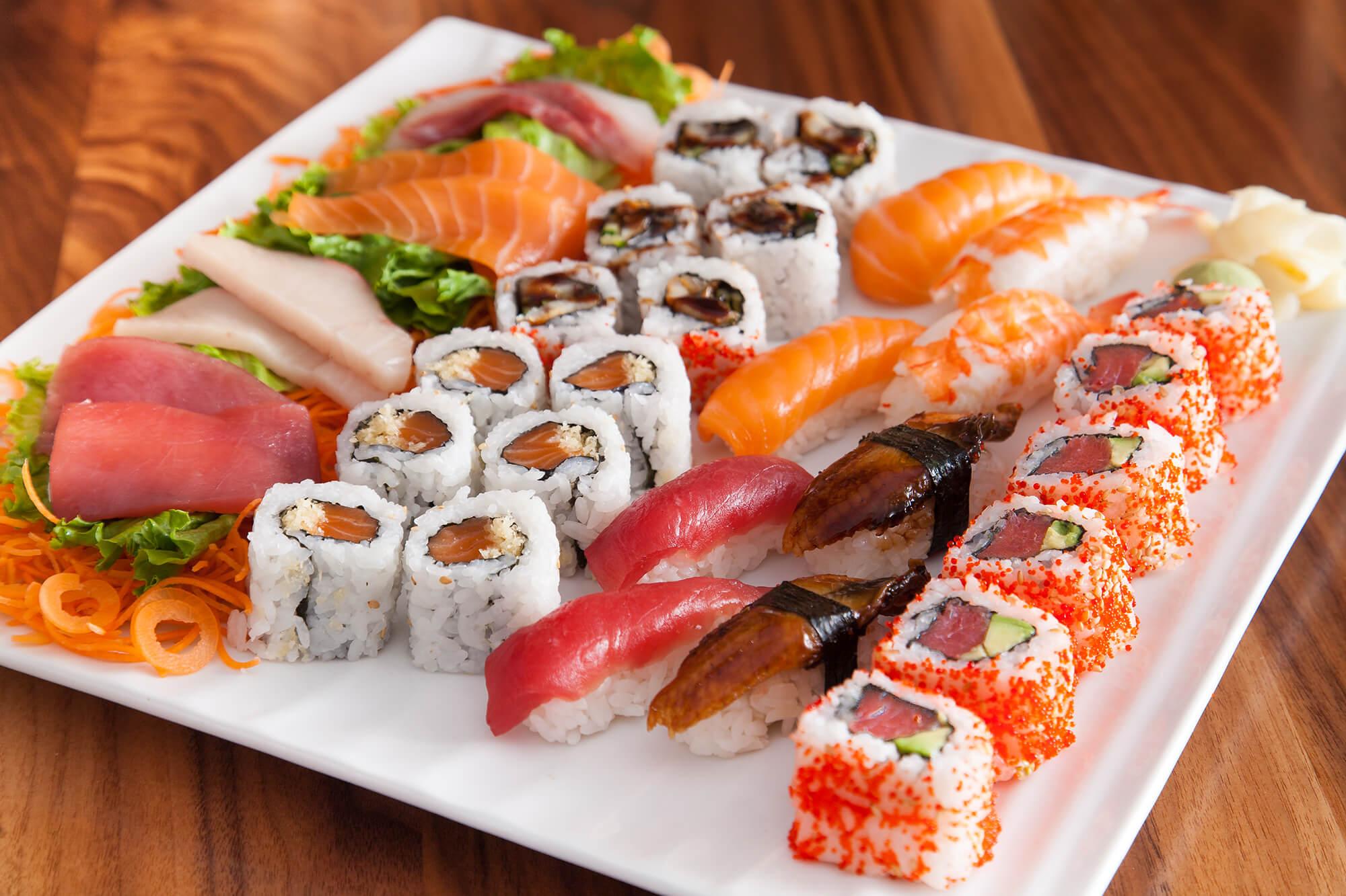 Հում ձուկ կուտե՞ս: Ի՞նչ է սուշին