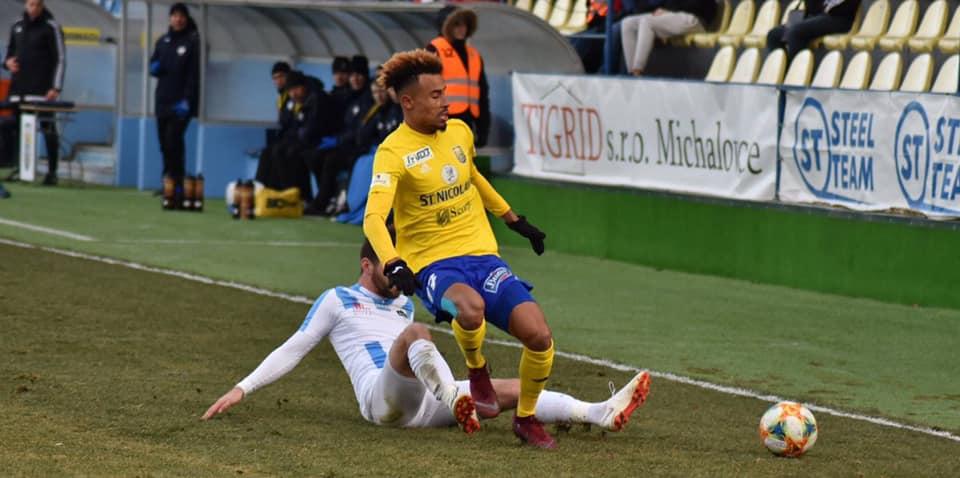 MFK Zemplin 0-0 Nitra