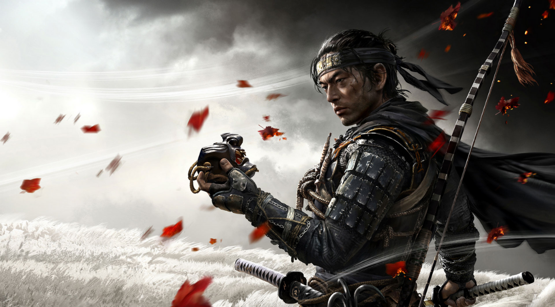 Japanese Developers and Celebrities Called Ghost of Tsushima The Best Game of 2020
