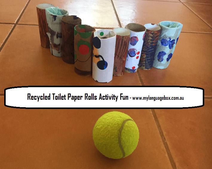 Toilet paper craft Karratha