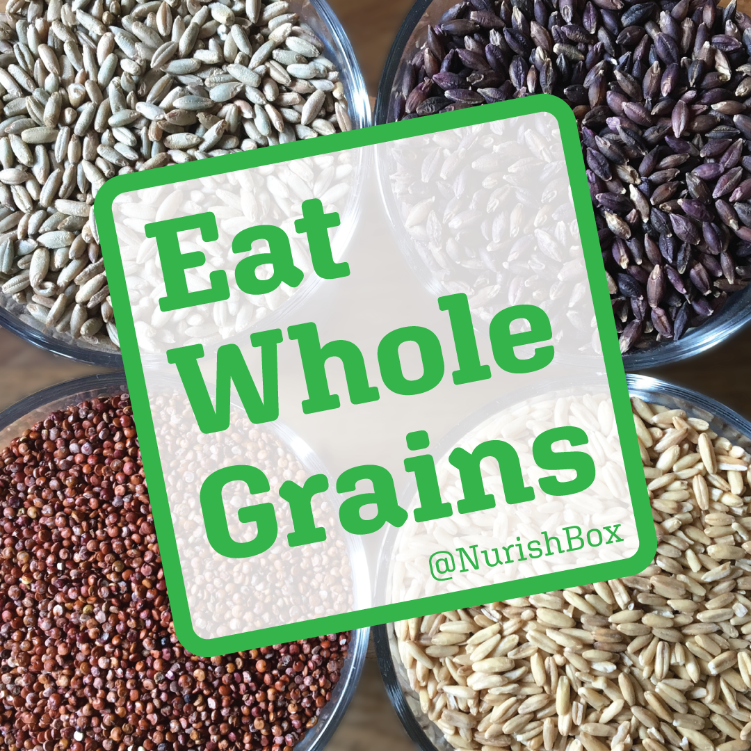 Cooking Whole Grains