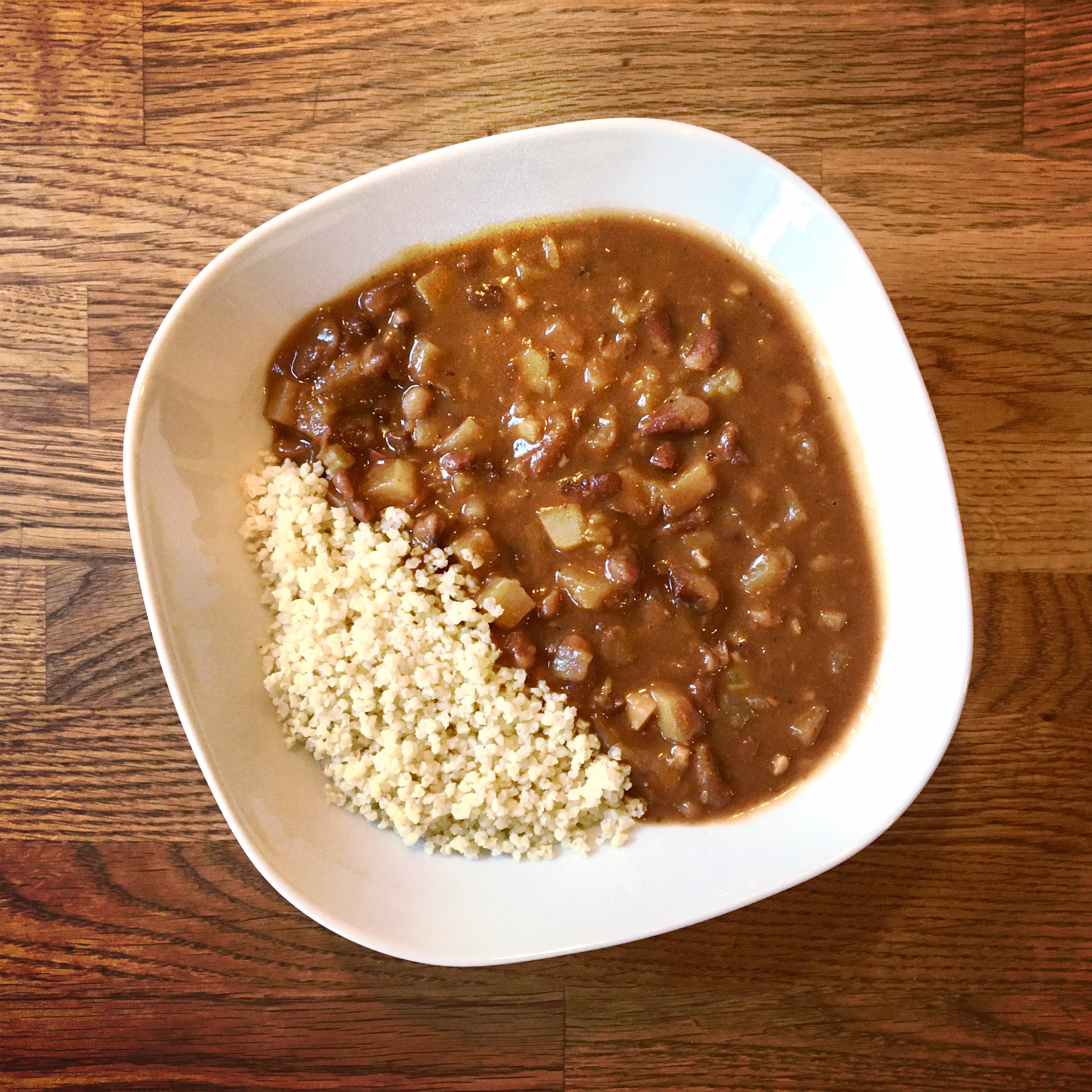 Painted Pony Pumpkin Chili with Organic Millet