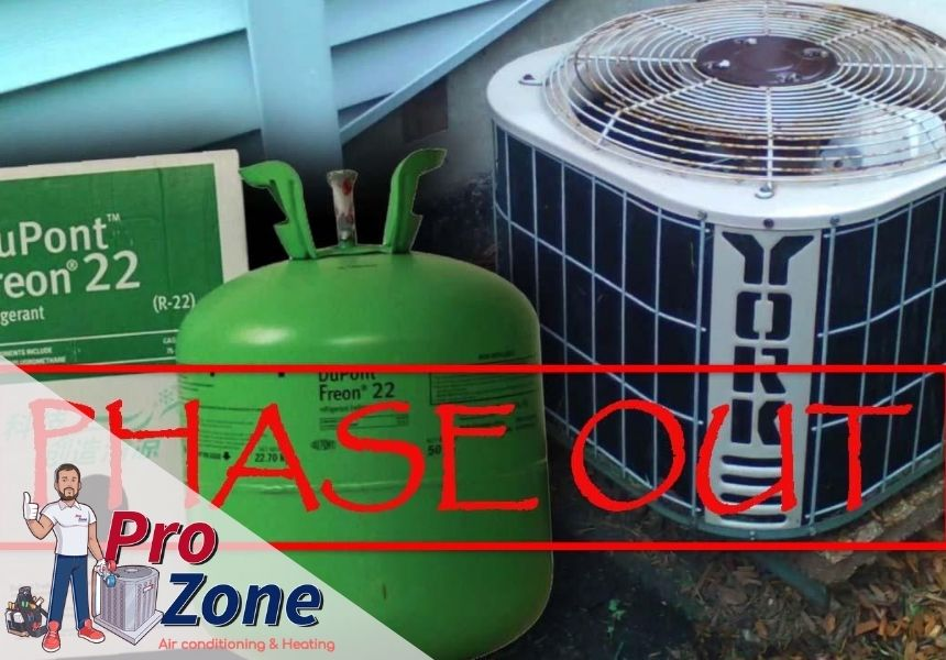 R22 Refrigerant phase out and how it will affect you