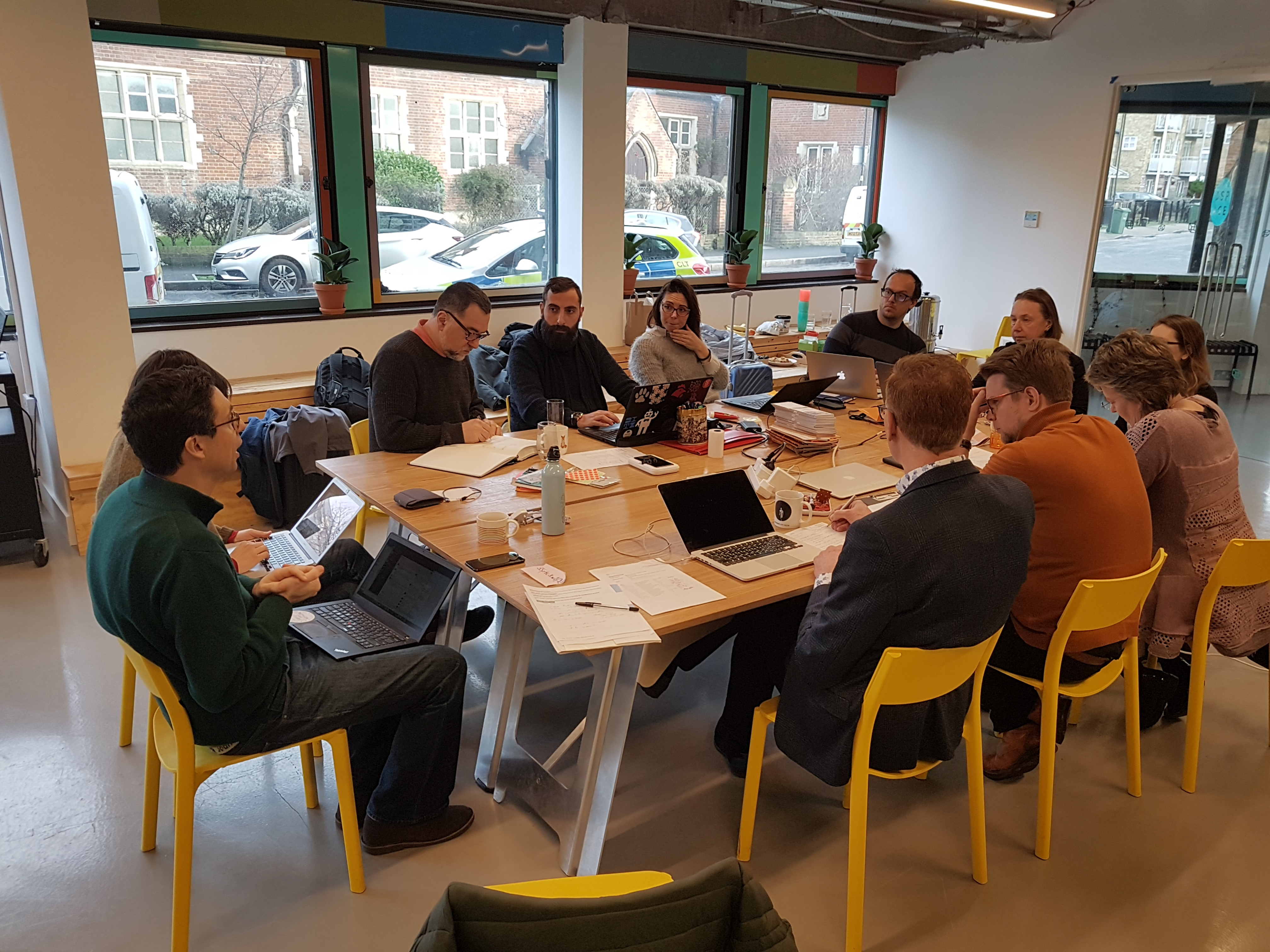 REPLAY PROJECT KICK OFF MEETING PRESS RELEASE