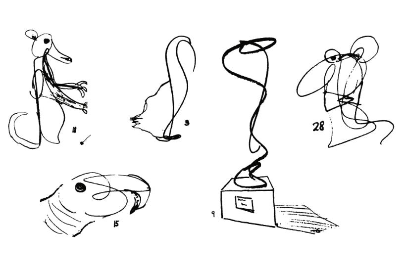 Why Britain's greatest psychoanalyst, Donald Winnicott, loved doodles