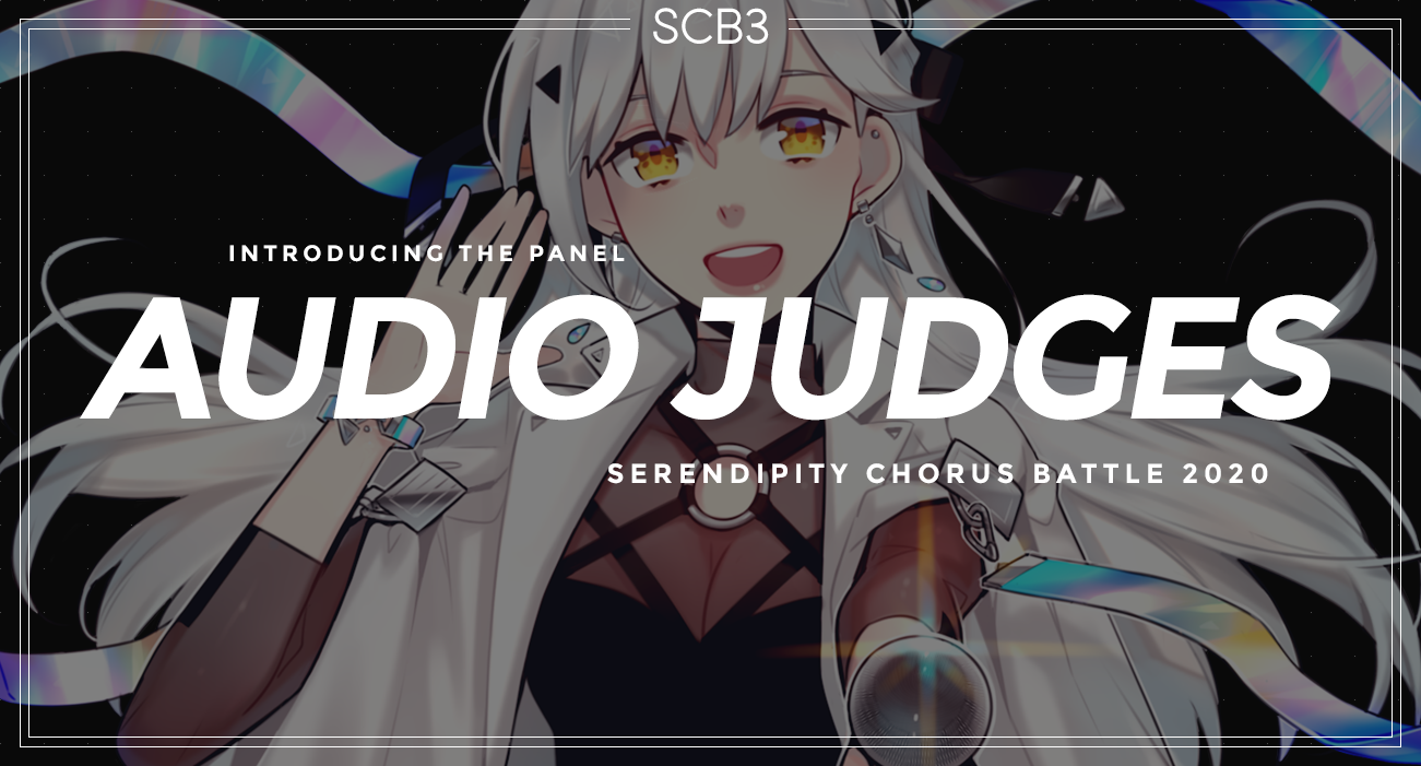 Info Spotlight - Audio Judges!