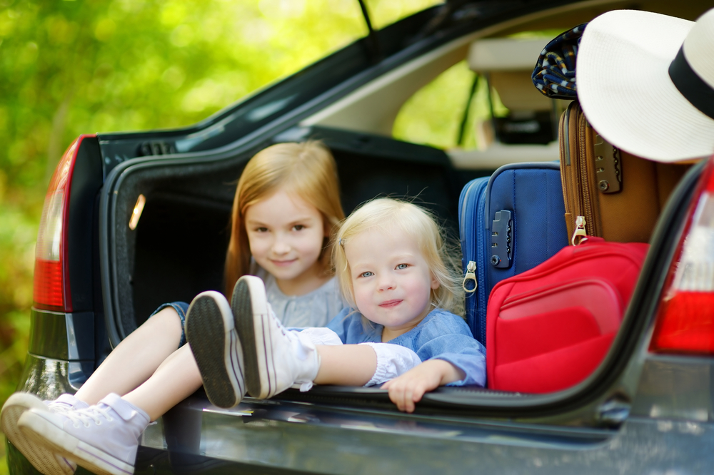 KID-TESTED ROAD TRIP TIPS
