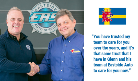 Eastside Auto Service Welcomes the Aktive Motors Community