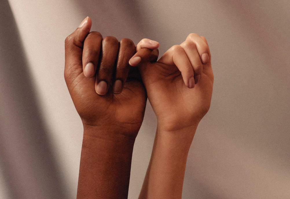 As One We Are Strong: Protesting Together Against Racial Inequality