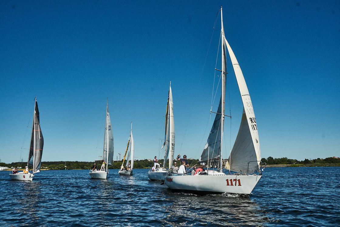 Open Air в яхт-клубе «Элит-Кроус»