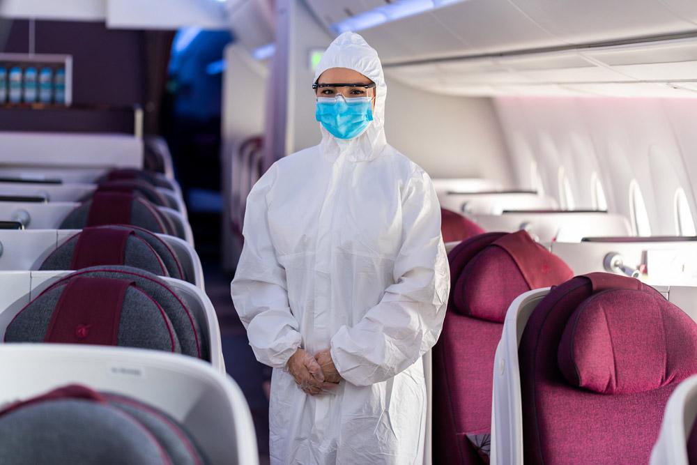 Qatar Airways-ը սահմանում է լրացուցիչ անվտանգության կանոներ ուղևորների և ինքնաթիռի անձնակազմի համար: