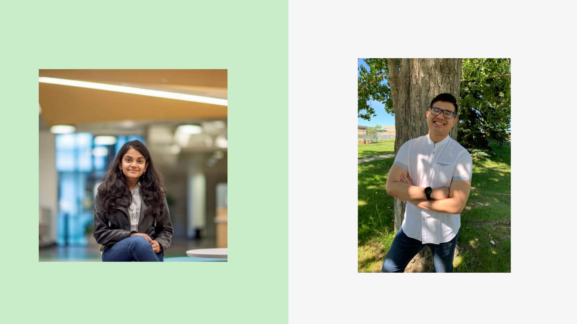 Know your VP Student Lift Candidates - Nikita Adekar  vs  .Safwan and Valencia Das