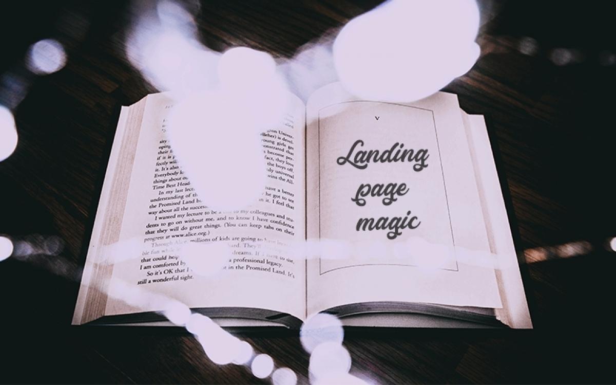 Одноэкранные лендинги: в чем их магия?