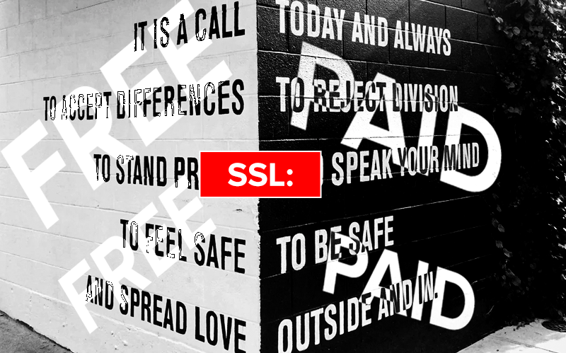 Free VS. Paid SSL: Which Option is Best For You?