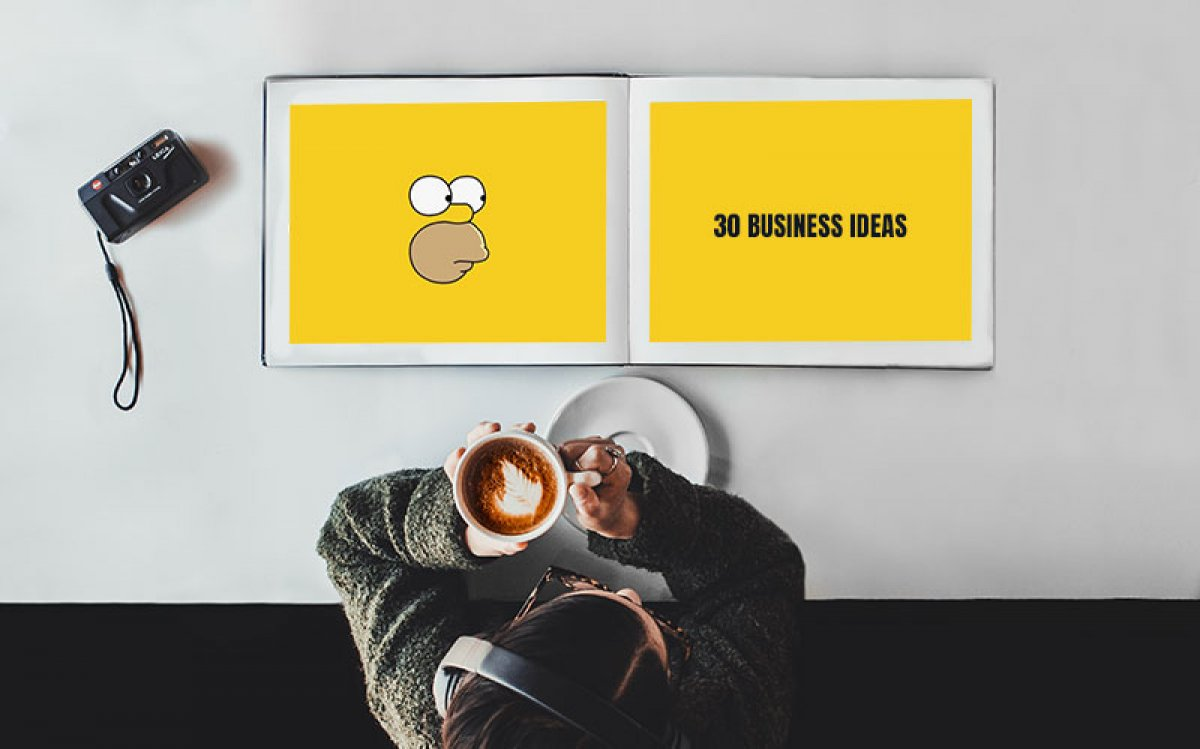 30 business ideas you can start from your bedroom