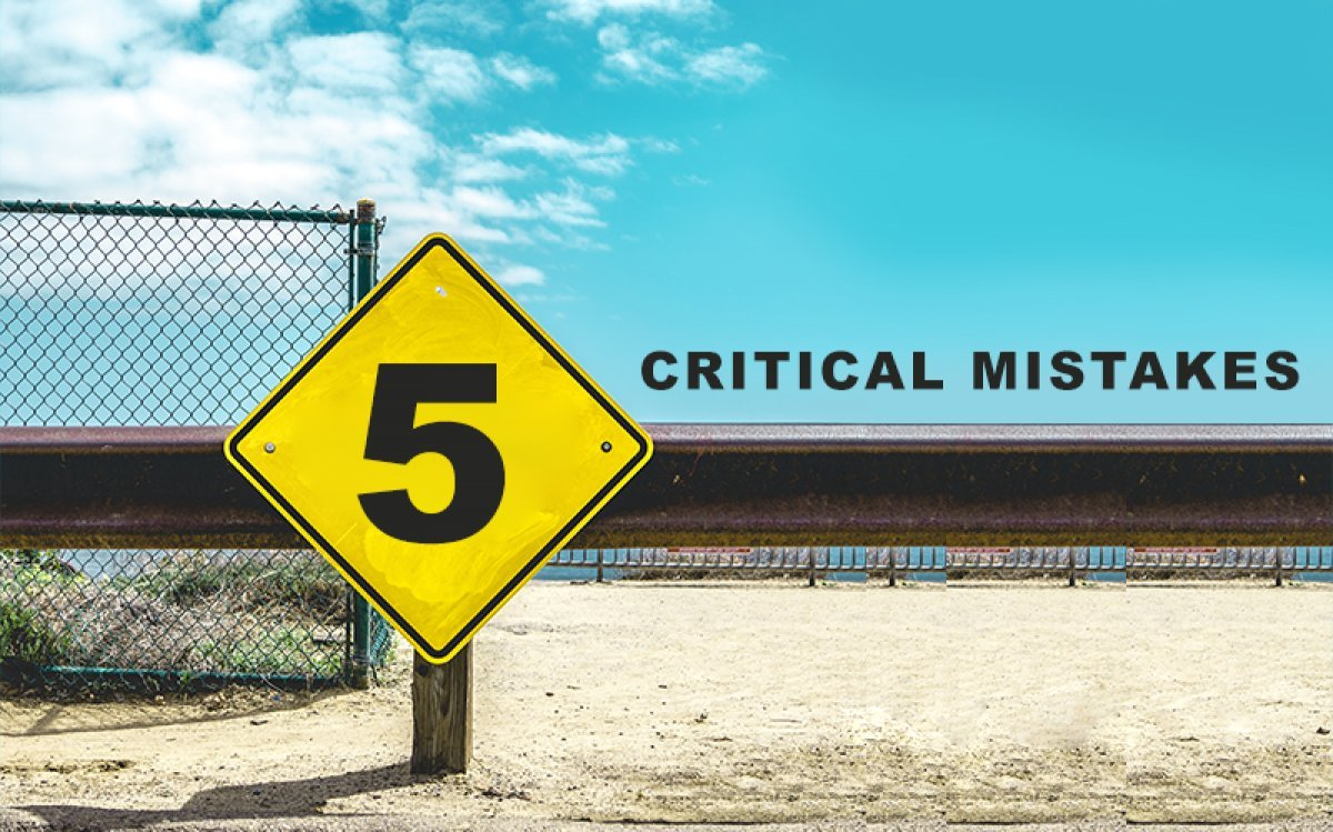 5 critical mistakes of SM lead generation