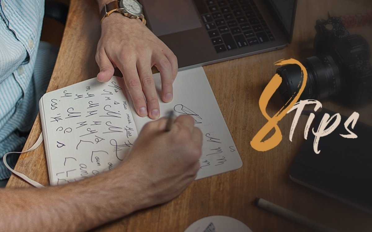8 design tips on how to create your company logo