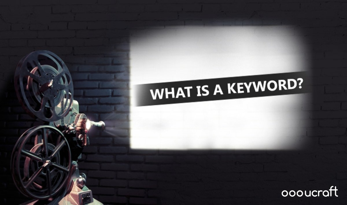 What are keywords? SEO. Ads. Luck?