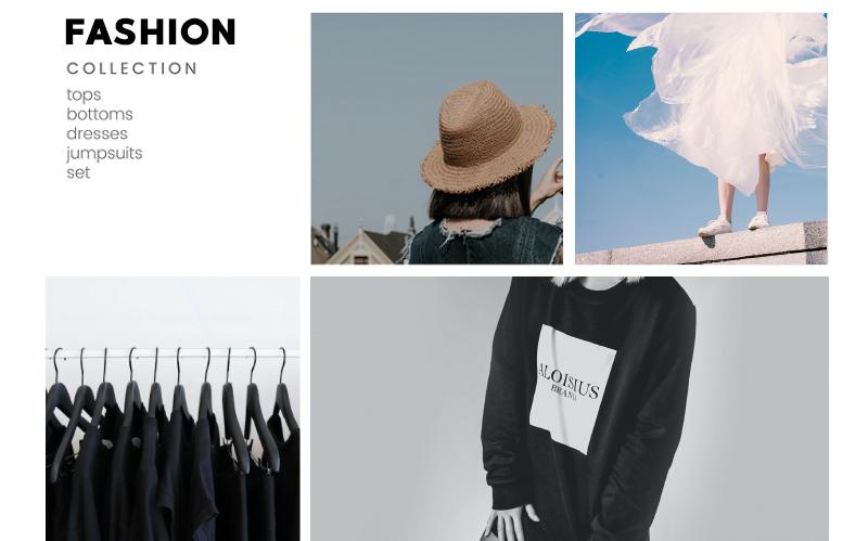 Лучшие дизайны сайтов в сфере моды