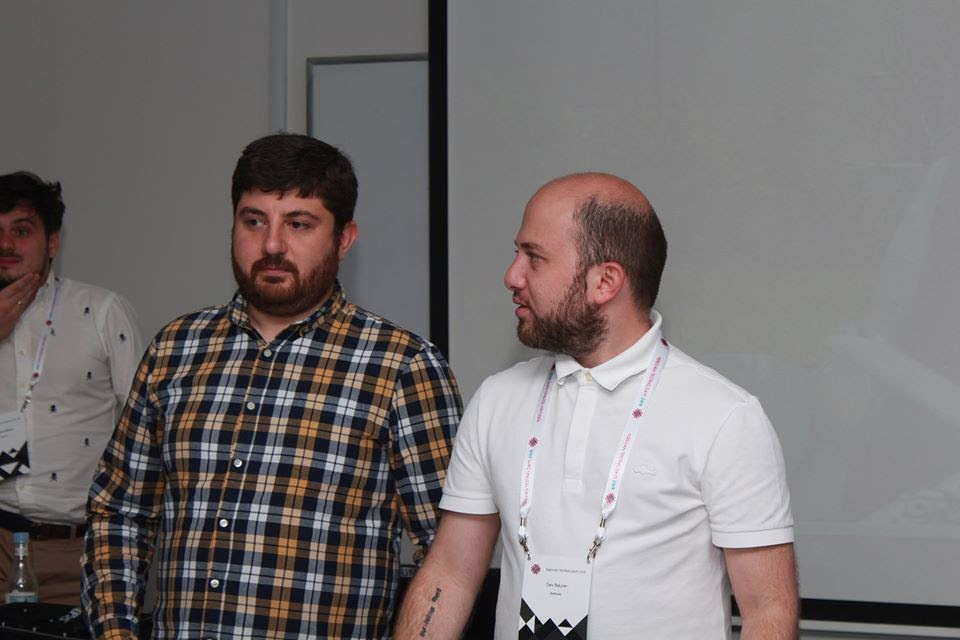 Yerevan Testing Days ucraft