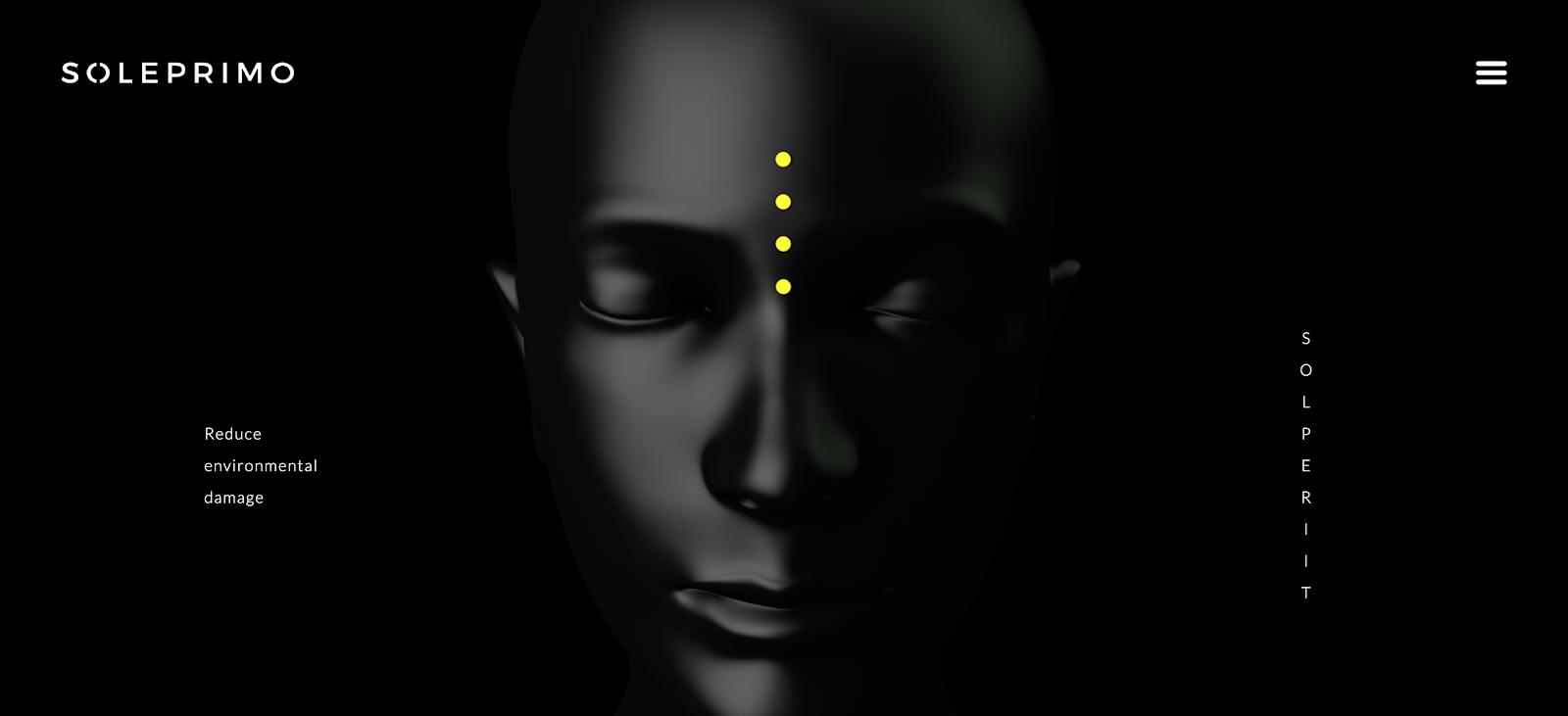 вебсайт с dark mode