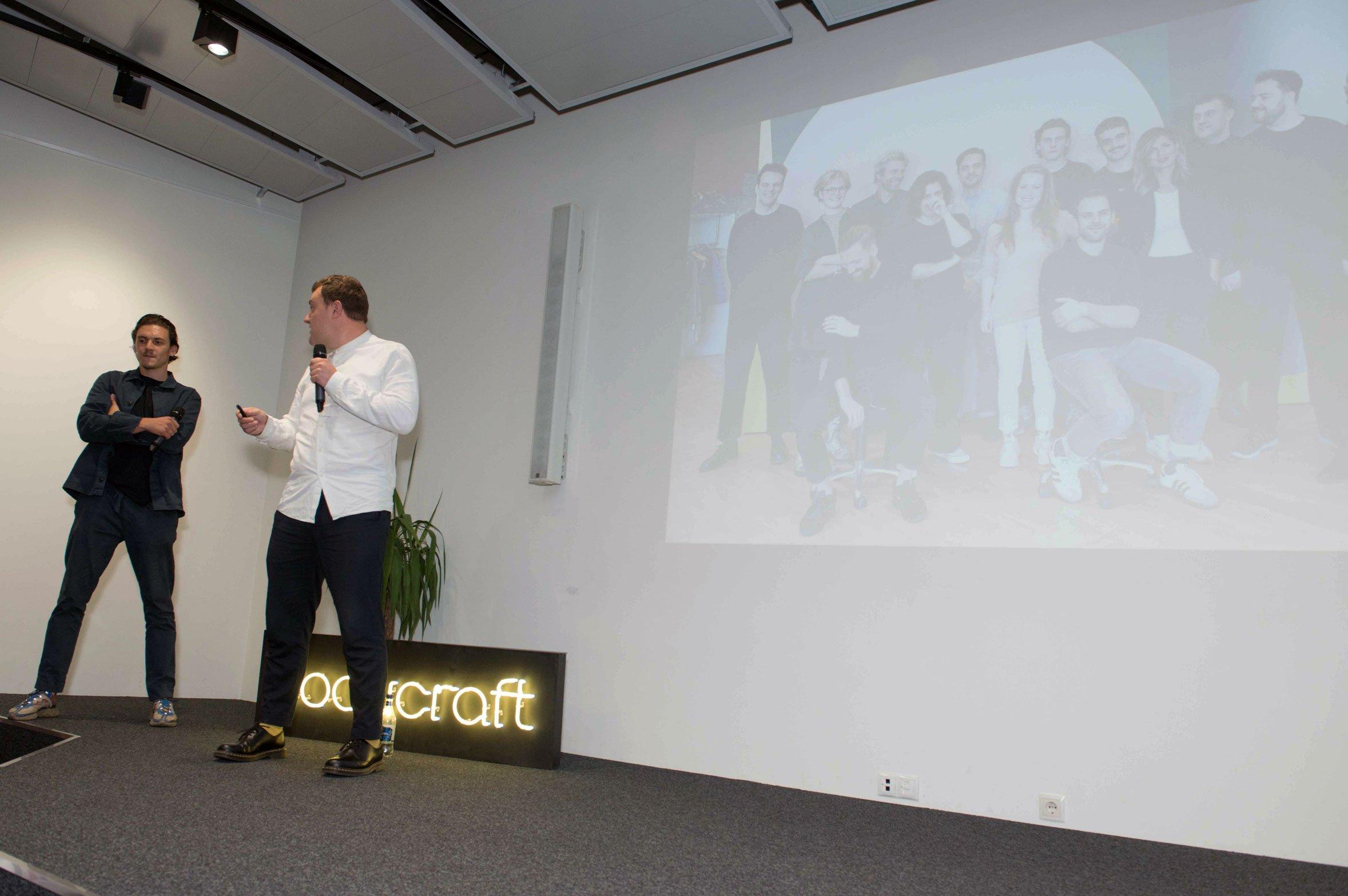 Jump Design Conference Speakers 1