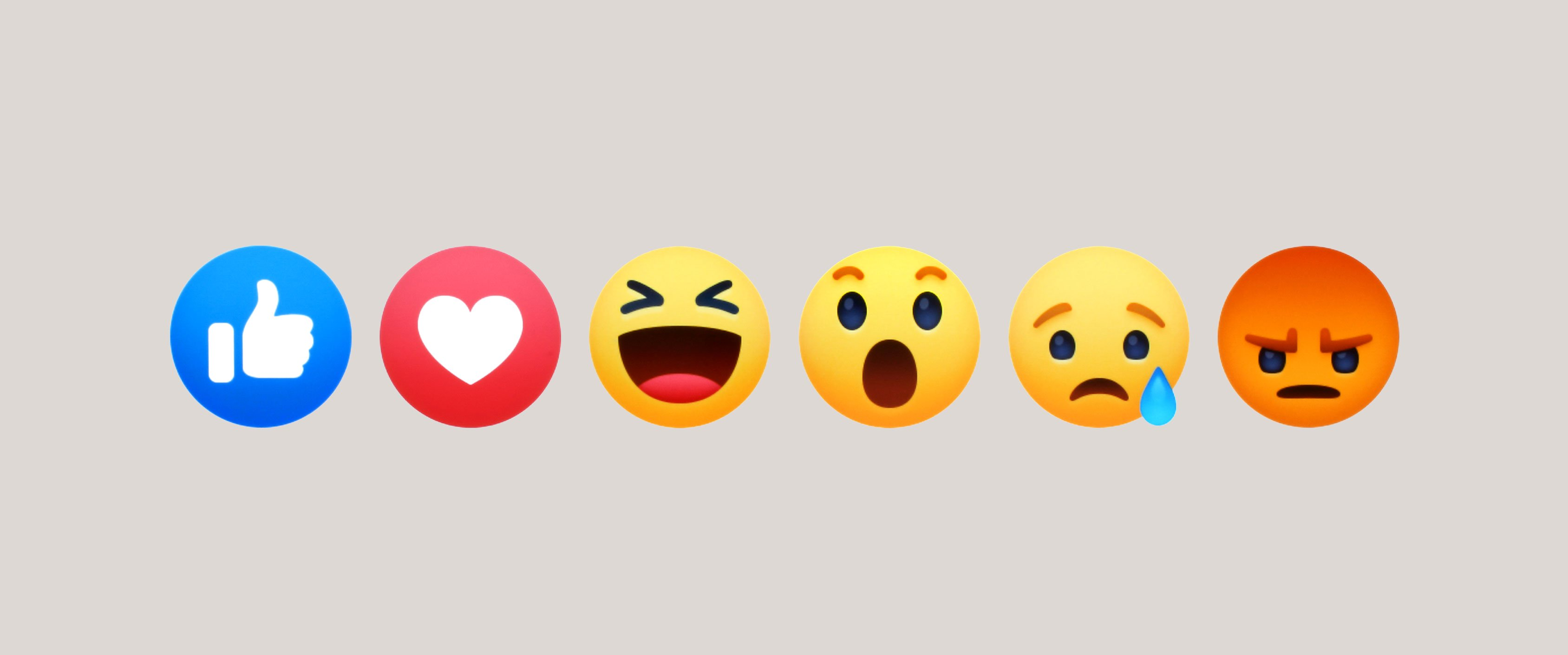 reactions on social media