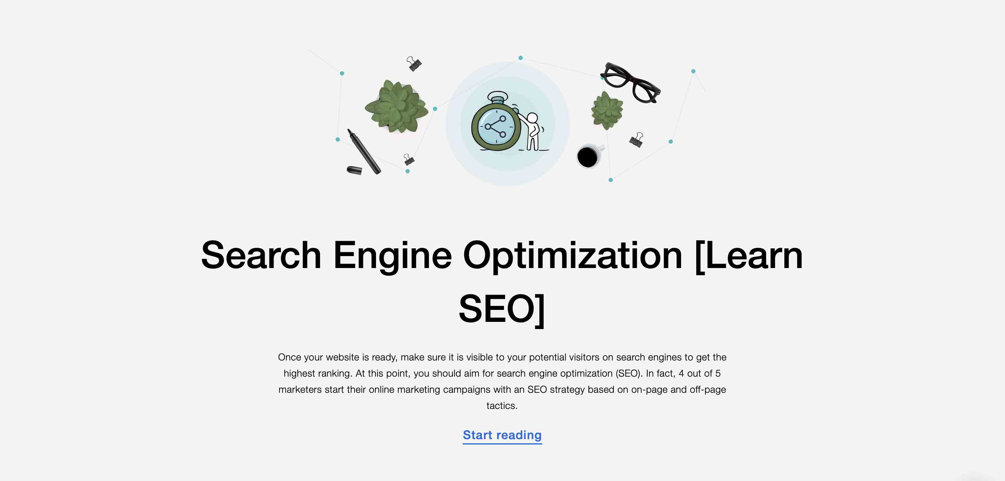 Website SEO - Marketing Guide